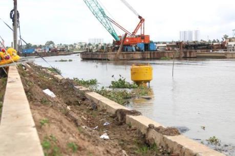 Khởi công giai đoạn 2 tuyến kè bờ sông Sài Gòn Khu đô thị Vạn Phúc