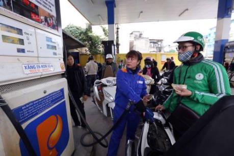 Công bố phương án điều hành giá xăng dầu