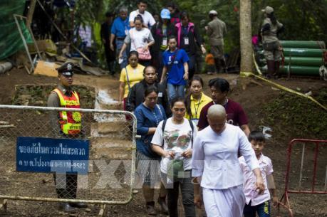 Giải cứu đội bóng thiếu niên Thái Lan: Bắt đầu chiến dịch giải cứu