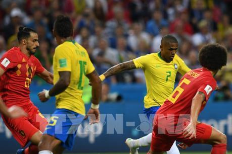 WORLD CUP 2018: Các trận đấu có đội tuyển Brazil bị vi phạm bản quyền nhiều nhất