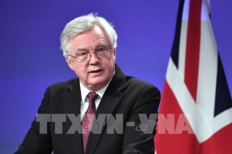 Bộ trưởng Anh phụ trách vấn đề Brexit từ chức