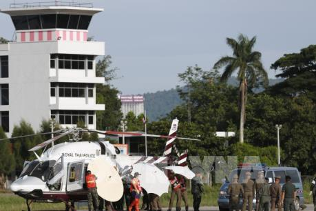 Giải cứu đội bóng thiếu niên Thái Lan: Nạn nhân thứ 9 được đưa ra an toàn