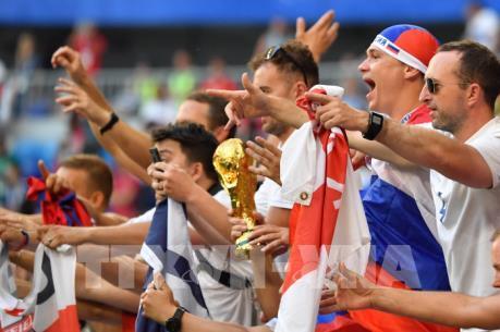 WORLD CUP 2018: Kinh tế Anh hưởng lợi lớn nếu Tam Sư vào Chung kết