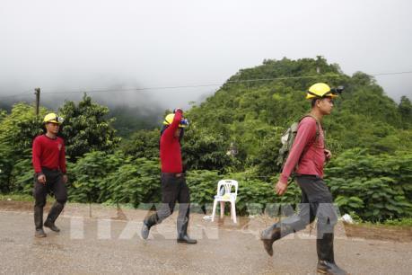 Giải cứu đội bóng thiếu niên Thái Lan: Bắt đầu chiến dịch giải cứu đợt 3