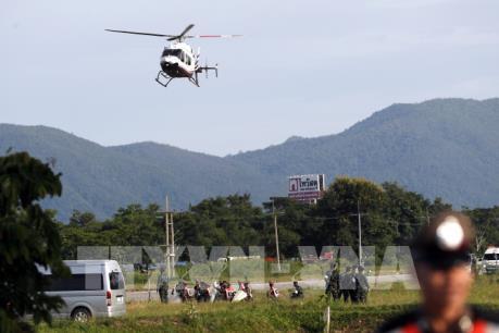 Giải cứu đội bóng thiếu niên Thái Lan: Lực lượng cứu hộ khen ngợi các thành viên đội bóng