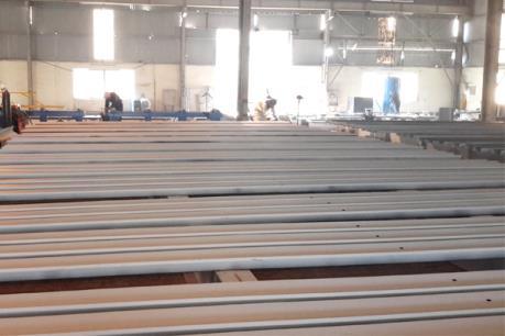 Khởi công xây dựng Nhà máy TKR Việt Nam