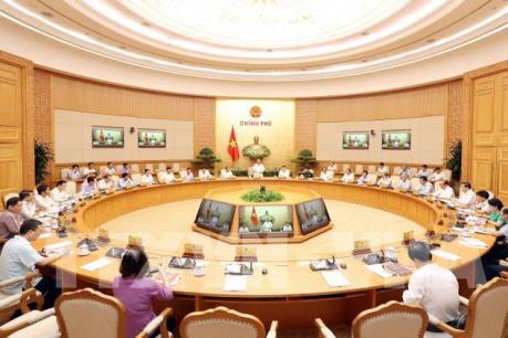 Nghị quyết phiên họp Chính phủ với các địa phương và phiên họp thường kỳ tháng 6/2018