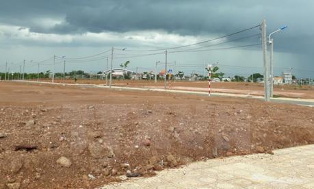 Chấn chỉnh công tác quản lý và sử dụng đất tại Tp. Hồ Chí Minh