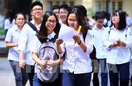 Đánh giá điểm thi THPT quốc gia 2018 ở một số địa phương