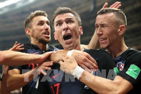 WORLD CUP 2018: Đội trưởng Croatia chỉ trích truyền thông Anh