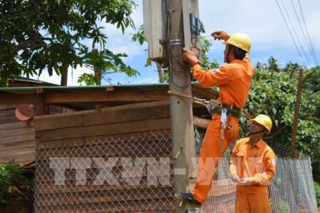Điện lực Yên Bái đảm bảo cung ứng điện trong mùa nắng nóng
