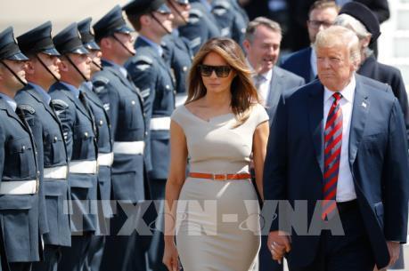 Anh chi 10 triệu bảng đảm bảo an ninh cho chuyến thăm của Tổng thống Mỹ