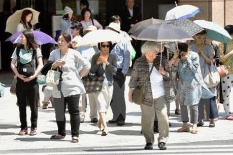 Kinh tế Nhật Bản trước vấn đề dân số già