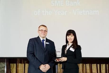 BIDV nhận 2 giải thưởng lớn của Asian Banking & Finance