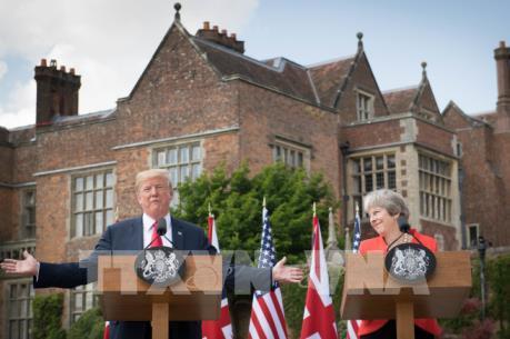 Theo dòng thời sự: Chuyến thăm làm phơi bày những ảo tưởng về Brexit