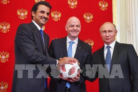 """""""World Cup mùa Đông"""" 2022 tại Qatar gặp nhiều khó khăn"""