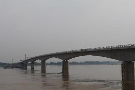 Ngày 31/7 sẽ thông xe cầu Việt Trì -  Ba Vì