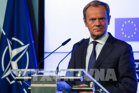 """EU hối thúc Mỹ, Trung Quốc và Nga ngăn chặn """"xung đột và hỗn loạn"""" thương mại"""