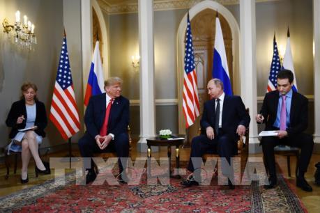 Tổng thống Mỹ, Nga thảo luận suôn sẻ về các thỏa thuận hạt nhân