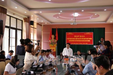 Bộ Giáo dục và Đào tạo thông tin chính thức về xử lý kết quả thi bất thường tại Hà Giang