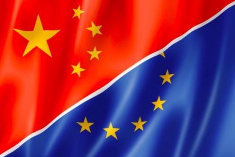 """Theo dòng thời sự: Trung Quốc-EU """"đồng sàng, dị mộng"""""""