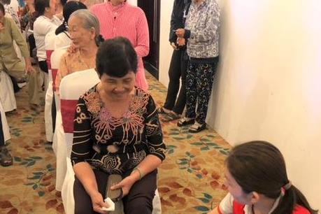 550 nghìn người cao tuổi tham gia các chương trình chăm sóc sức khỏe của Vinamilk