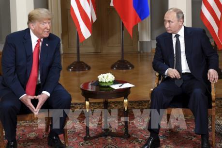 Tổng thống Mỹ Donald Trump và Nhà Trắng đưa ra tuyên bố mâu thuẫn về Nga