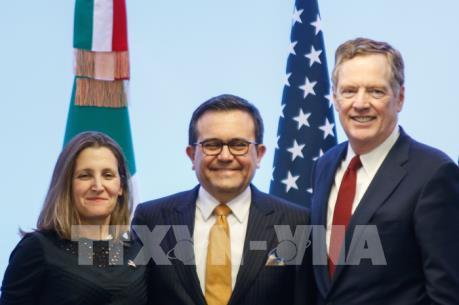Tiến trình đàm phán NAFTA vẫn khả quan bất chấp chính sách thuế mới của Mỹ