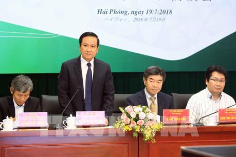 Hải Phòng kết nối đầu tư, kinh doanh Việt Nam - Nhật Bản