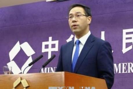 Trung Quốc vẫn liên hệ chặt chẽ với Mỹ về việc ký thỏa thuận thương mại