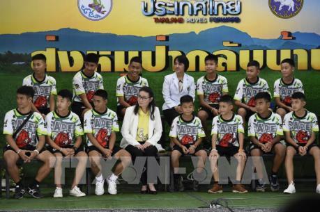 Thái Lan kiểm soát nội dung các bộ phim tái hiện chiến dịch giải cứu đội bóng thiếu niên