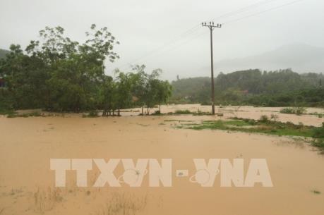 Bắc Bộ, Bắc Trung Bộ còn mưa rất to, dự báo lũ quét, sạt lở đất và ngập lụt tiếp diễn