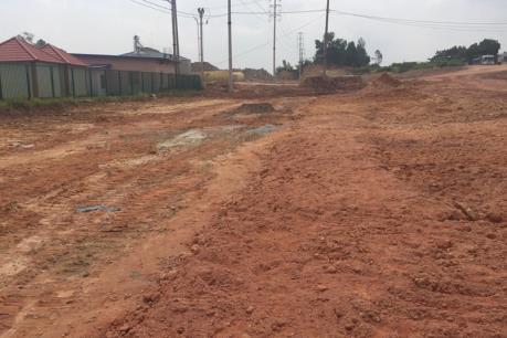 Chuyện quản lý: Dự án chậm tiến độ và sự lãng phí tài nguyên đất