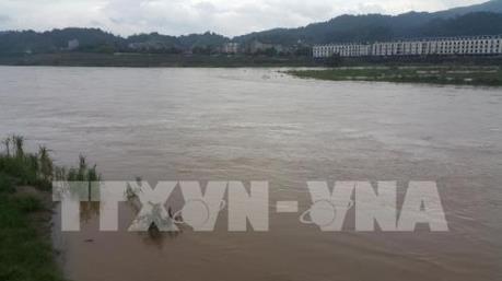 Cảnh báo lũ: Mực nước trên sông Hồng tại Hà Nội sẽ đạt đỉnh ở mức 8,55m vào trưa 22/7