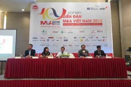 Cơ hội và xu hướng M&A Việt Nam trong bối cảnh mới