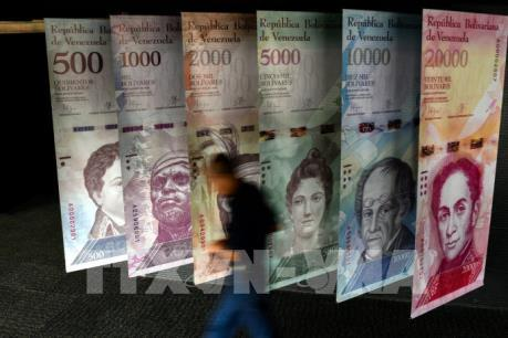 IMF dự báo lạm phát của Venezuela có thể lên tới 1 triệu phần trăm