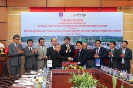 BSR  và JCCP Nhật Bản hợp tác nâng cao năng lực cạnh tranh