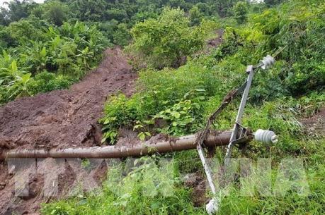 Ngày 25/7, sẽ cấp điện trở lại cho xã cuối cùng của Sơn La