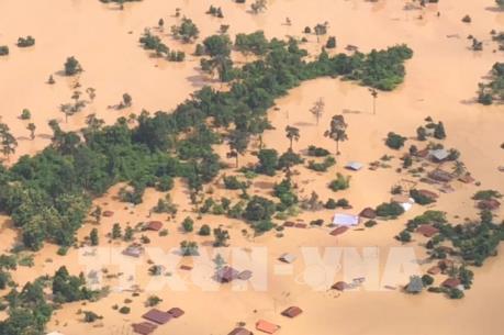 Công ty CMVietnam sẵn sàng cùng Lào khắc phục sự cố vỡ đập thủy điện