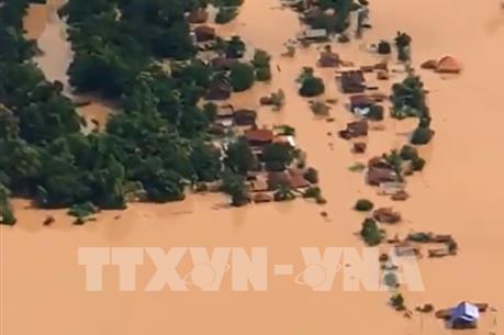 Sự cố vỡ đập ở Lào sẽ ít tác động đến Việt Nam