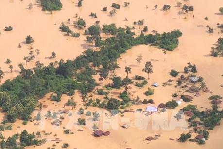 Vỡ đập thủy điện ở Lào: Hàn Quốc điều đội cứu trợ khẩn cấp tới Lào