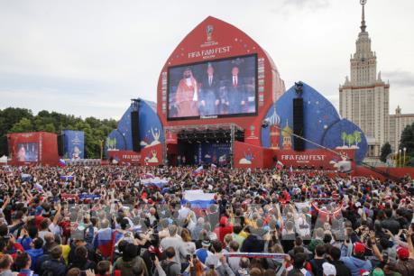 Hiệu quả của World Cup 2018 với hạ tầng thủ đô Moskva