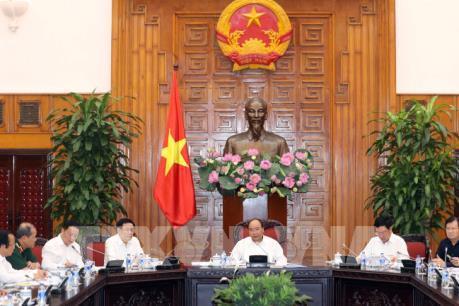 Thủ tướng Nguyễn Xuân Phúc: Truy đến cùng các container phế liệu nhập khẩu vô thừa nhận