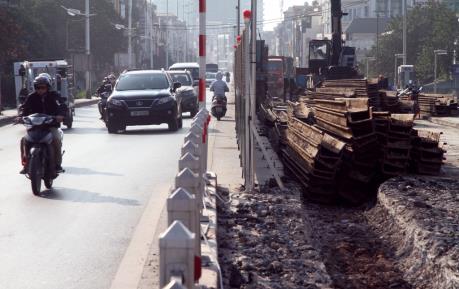 Hà Nội rút kinh nghiệm trong thực hiện dự án cầu vượt nút giao An Dương