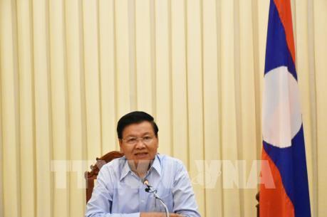 Vỡ đập thủy điện ở Lào: Thủ tướng Lào chủ trì cuộc họp báo