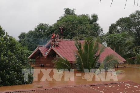Sự cố vỡ đập thuỷ điện tại Lào không gây tác động đáng kể đến ĐBSCL