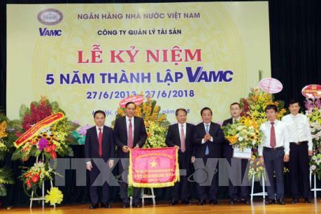 VAMC đưa tỷ lệ nợ xấu về dưới 3%