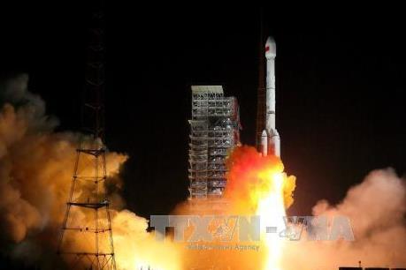Trung Quốc phóng hai vệ tinh định vị Bắc Đẩu 3 lên quĩ đạo