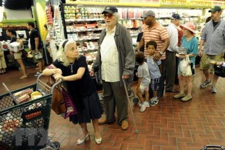 Người tiêu dùng Mỹ đối mặt với nguy cơ hàng hóa lên giá
