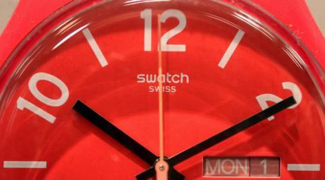 Swatch Group rút khỏi Triển lãm đồng hồ quốc tế lớn nhất thế giới